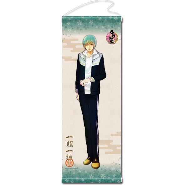 Touken Ranbu -ONLINE- Wall Scroll (Uchiban) 16: Ichigo Hitofuri (Re-run)