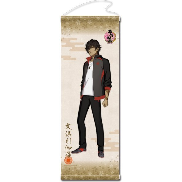 Touken Ranbu -ONLINE- Wall Scroll (Uchiban) 28: Ookuri Kara (Re-run)