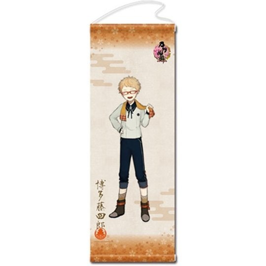 Touken Ranbu -ONLINE- Wall Scroll (Uchiban) 46: Hakata Toushirou (Re-run)