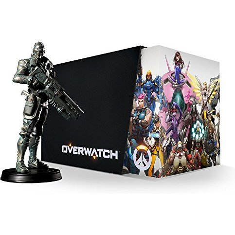 Overwatch [Collector's Edition] (English)