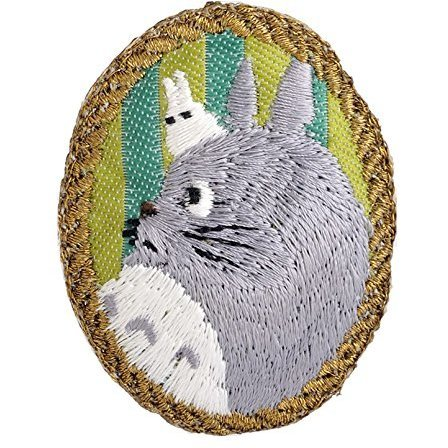 Studio Ghibli Work My Neighbor Totoro Brooch: Big Totoro