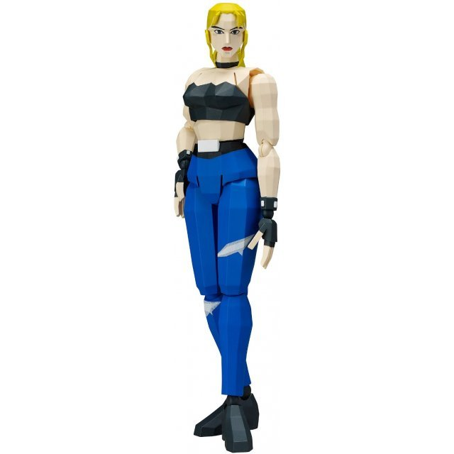 figma Virtua Fighter: Sarah Bryant 2P Color Ver.