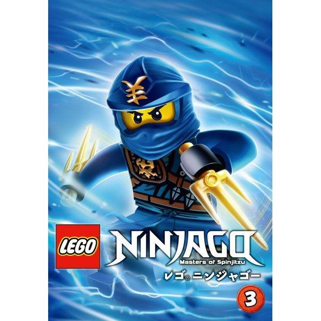 Lego Ninjago: Masters Of Spinjitzu Vol.3