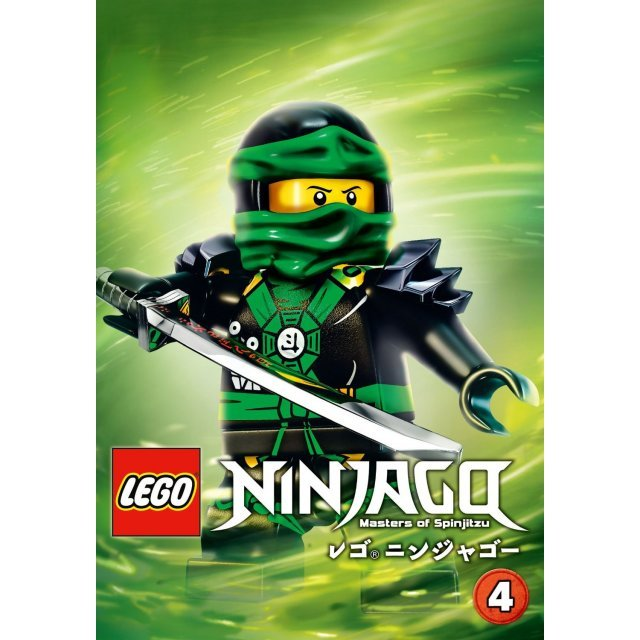 Lego Ninjago: Masters Of Spinjitzu Vol.4
