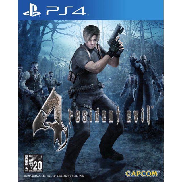 Resident Evil 4 (English)