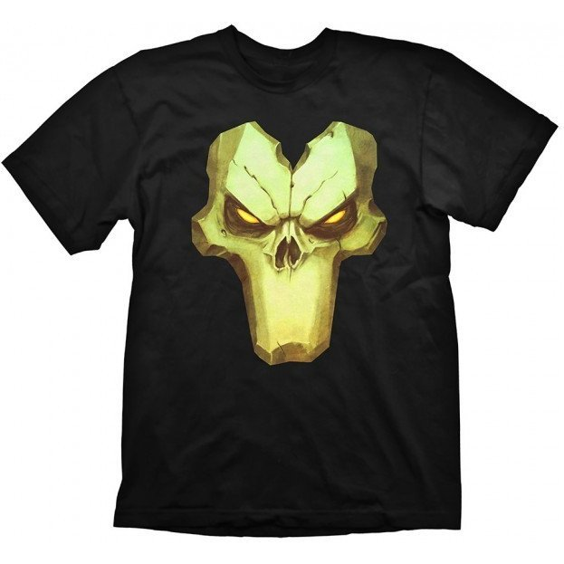 Darksiders 2 T-Shirt: Death Mask (XXL Size)