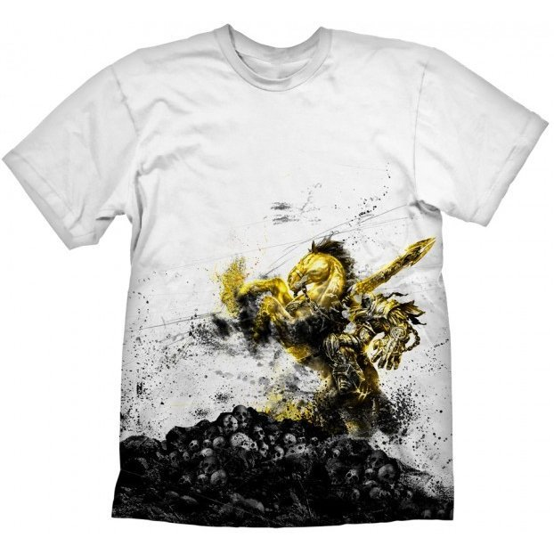 Darksiders T-Shirt: The Horseman (XL Size)