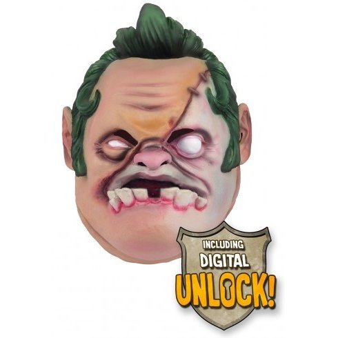 Dota 2 Pudge Latex Mask