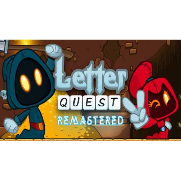 Letter Quest: Grimm's Journey Remastered (Steam)