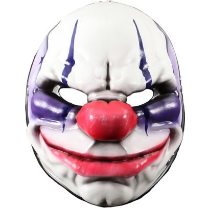 Payday 2 Face Mask: Chains