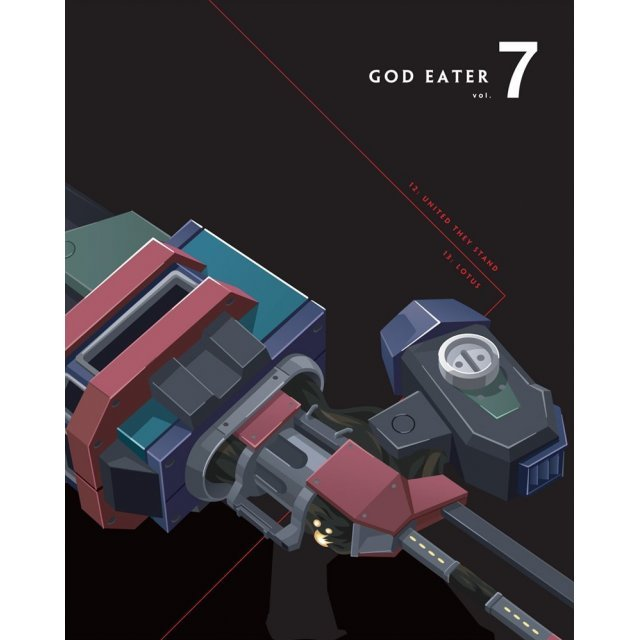 God Eater Vol.7 [Blu-ray+CD Limited Edition]
