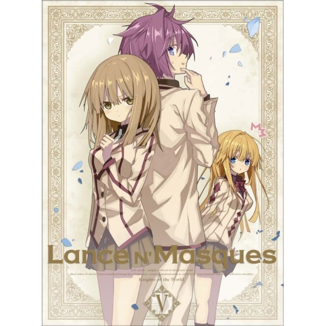 Lance N' Masques Vol.5 [Blu-ray+CD Special Edition]