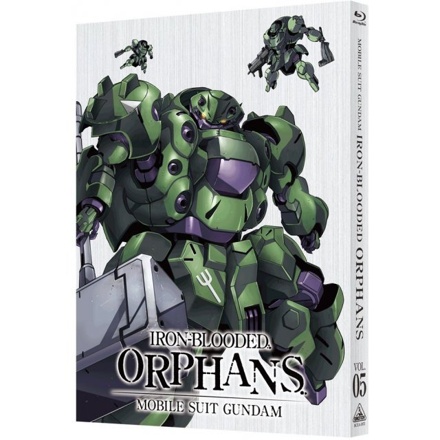 Mobile Suit Gundam: Iron-Blooded Orphans 5 [Limited Edition]