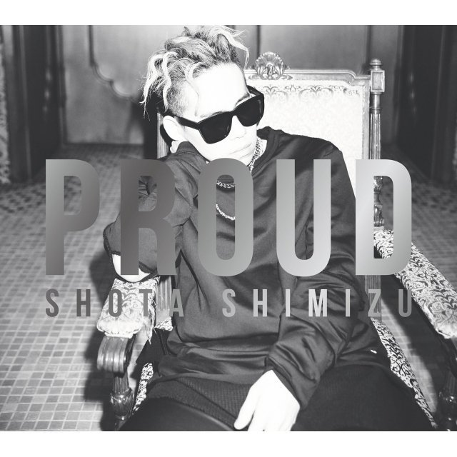 Proud [CD+DVD Limited Edition]