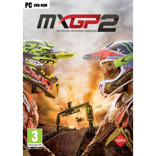 MXGP2: The Official Motocross Videogame (Steam)