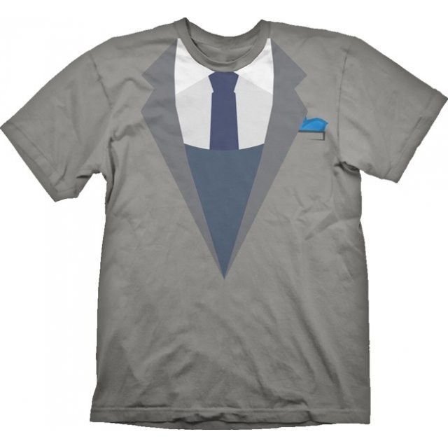 Payday 2 T-Shirt: Suit Chains (XXL Size)