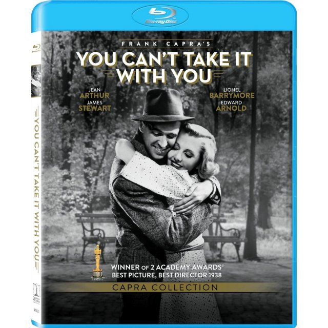 You Can't Take It with You (Capra Collection)
