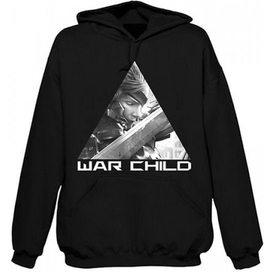 Metal Gear Rising: Revengeance Hoodie - War Child (S Size)