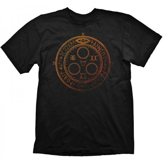 Silent Hill T-Shirt: Symbol of the Order (L Size)