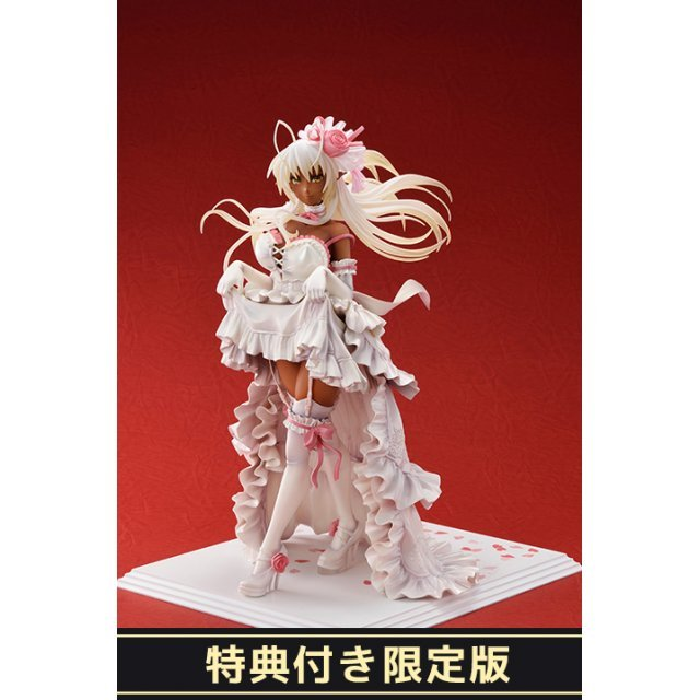 Full Metal Daemon Muramasa 1/7 Scale Pre-Painted Figure: Sansei Muramasa Wedding Ver. [Limited Edition]