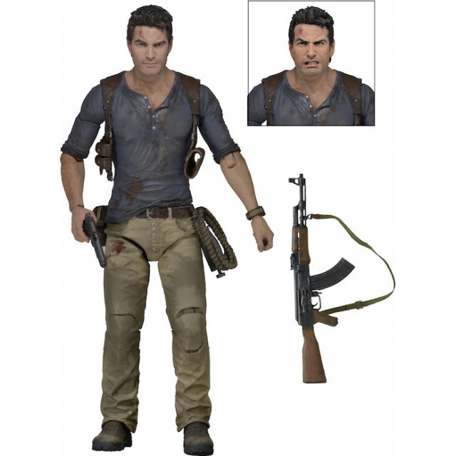 Uncharted 4 Action Figure: Ultimate Nathan Drake