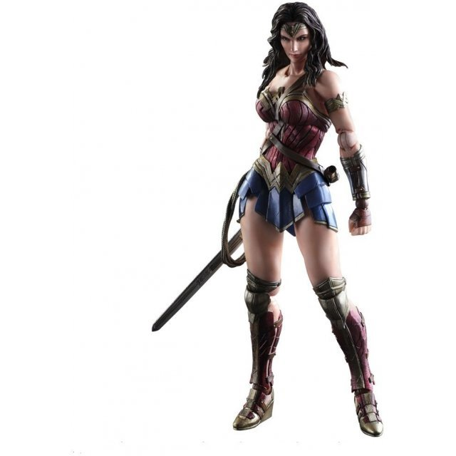 Batman vs. Superman Dawn of Justice Play Arts Kai: Wonder Woman