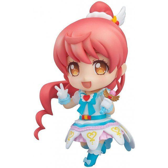 Nendoroid Co-de PriPara: Mikan Shiratama - Silky Heart Cyalume Co-de