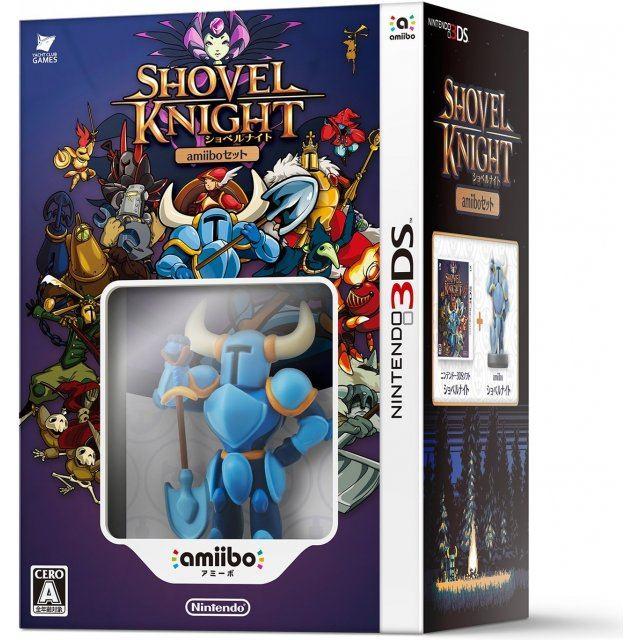 Shovel Knight [amiibo Set]