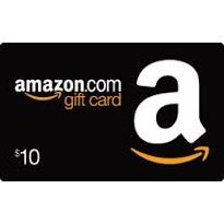 Amazon Gift Card (US$ 10)