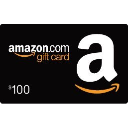 Amazon Gift Card (USD 100) Digital