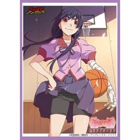 Bushiroad Sleeve Collection High-grade Vol. 1036 Monogatari Series Second Season: Kanbaru Suruga