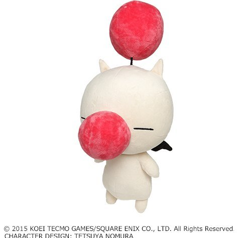 Dissidia Final Fantasy Plush: Moogle