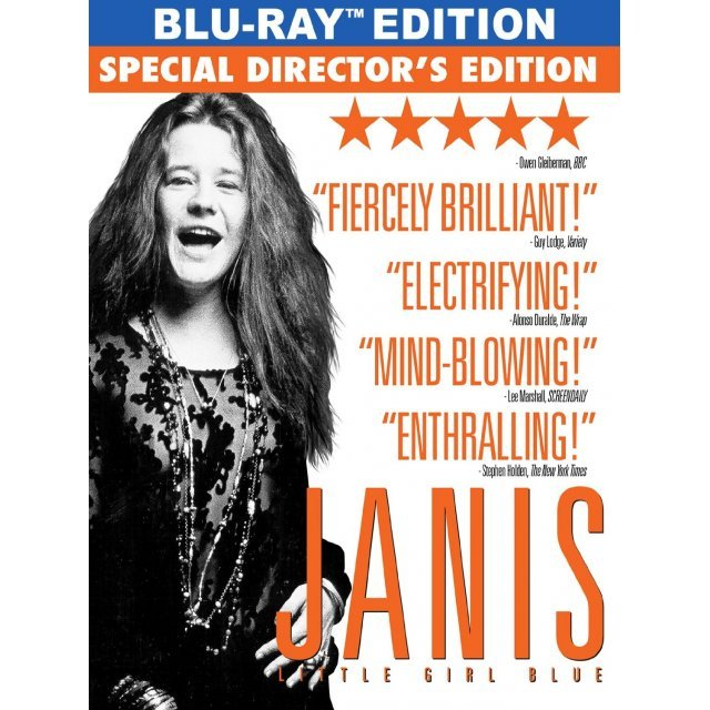 Janis: Little Girl Blue [Special Director's Edition]
