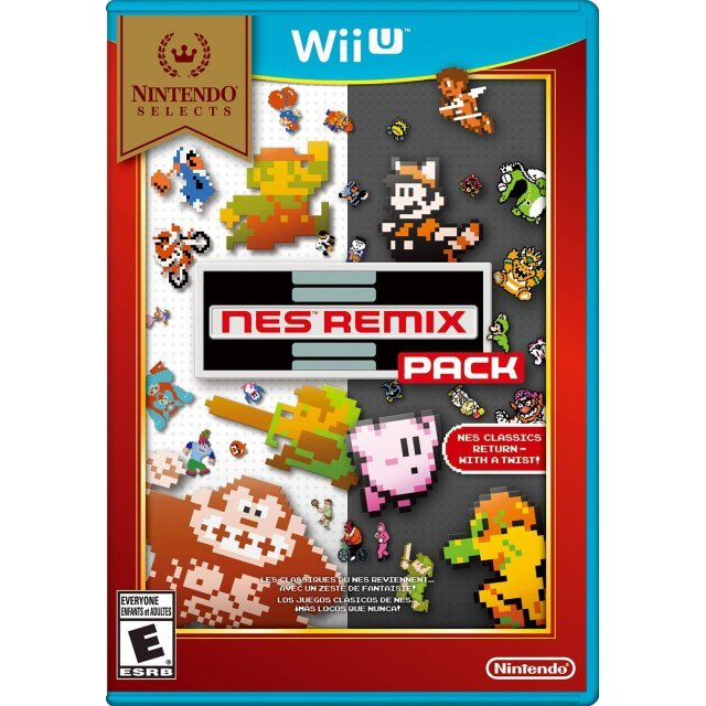NES Remix Pack (Nintendo Selects)