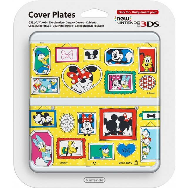 New Nintendo 3DS Cover Plates No.074 (Disney Type 2)