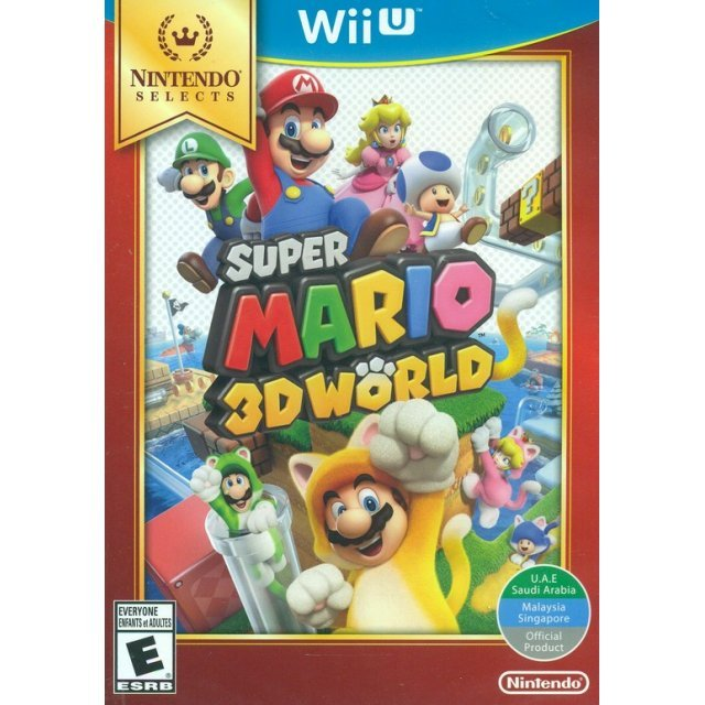 Super Mario 3D World (Nintendo Selects)