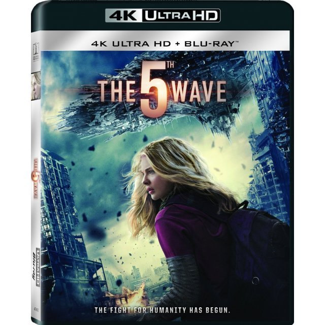 The 5th Wave [4K UHD Blu-ray]