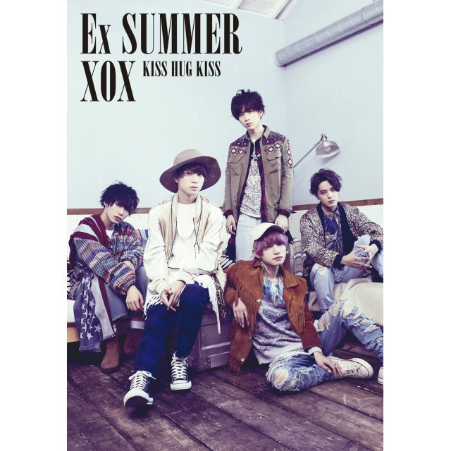 Ex Summer [CD+DVD+Photo Book Limited Edition Type A]