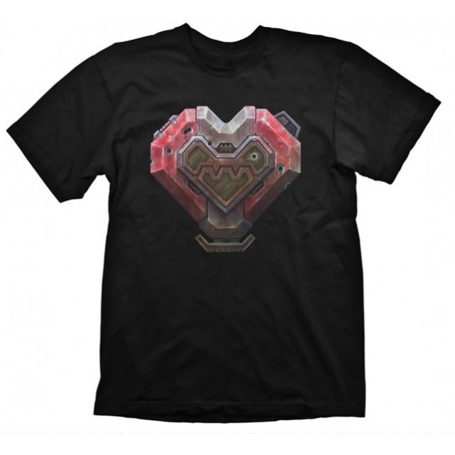 Starcraft 2 T-Shirt: Terran Heart (XL Size)