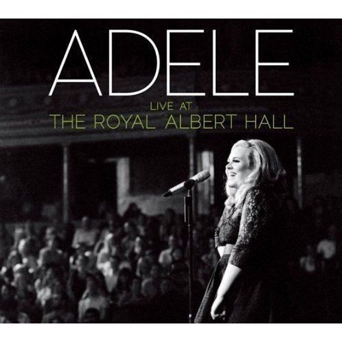 Adele Live At The Royal Albert Hall [CD+DVD]