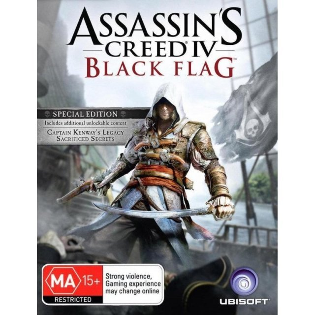 Assassin's Creed IV: Black Flag (Special Edition)