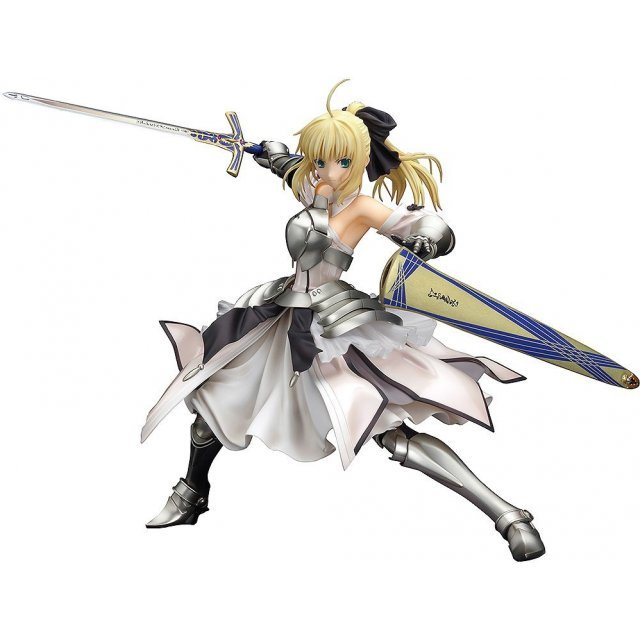 Fate/Unlimited Codes 1/7 Scale Pre-Painted Figure: Saber Lily ~Distant Avalon~ (Re-run)