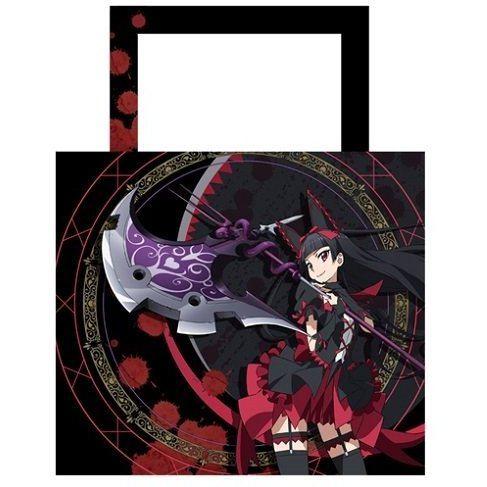 Gate: Jieitai Kanochi nite, Kaku Tatakaeri Water-repellent Shoulder Tote Bag: Rory Mercury