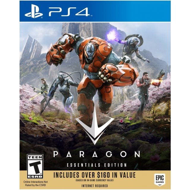 Paragon (The Essentials Edition)