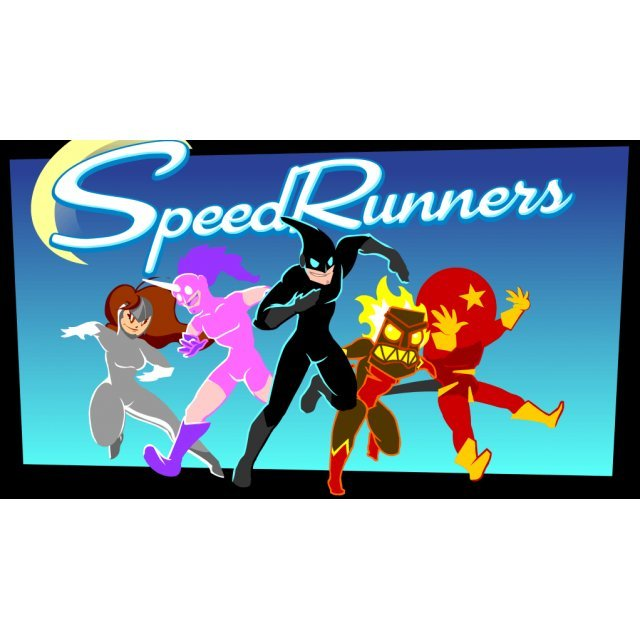 SpeedRunners [incl. Early Access] (Steam)