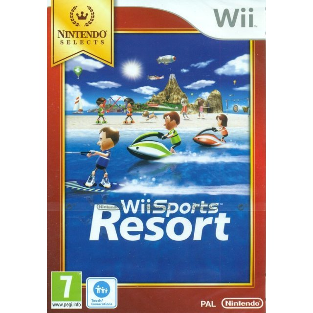 Wii Sports Resort (Nintendo Selects)