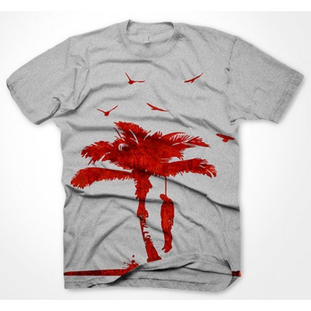 Dead Island T-Shirt: The Tree (XL Size)