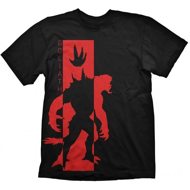 Evolve T-Shirt: Iconic Goliath (XL Size)