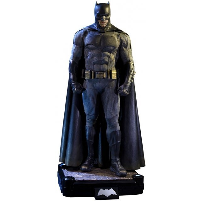 HD Museum Masterline Batman vs Superman Dawn of Justice 1/2 Polystone Statue: Batman