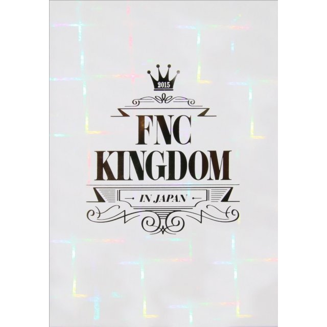 2015 Fnc Kingdom In Japan [Limited Edition]